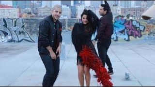 Maite Perroni nos bastidores do clipe 'Loca' (07.04.17) #3