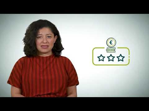 ¿Qué son las calificaciones crediticias? Mira el vídeo de El abc de la inversión y descubre qué hace a una empresa tener mayor o menor calificación crediticia.