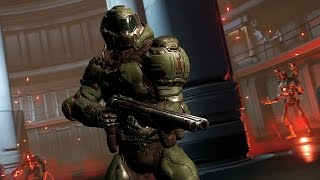 DOOM  – Build  & Play New  Campaigns  In SnapMap  (PEGI)