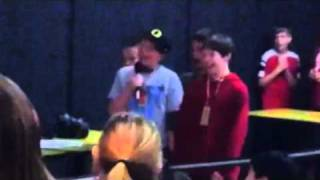 Crazy Train Karaoke at OMSI