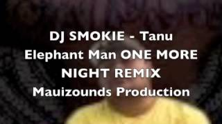 ONE MORE NIGHT- BUSY SIGNAL - DJ SMOKIE - TANU