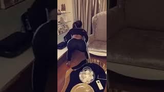 """Dama Melancia Bailarina da Noite Dia a dançar a Nova Febre  """"ESPADA"""""""