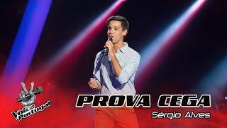 "Sérgio Alves - ""Hero"" | Provas Cegas | The Voice Portugal"