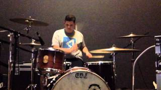 Scandal Of Grace - Hillsong United (Drum Cover)