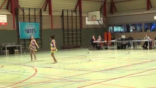Duo dance twirl preteen Unique Zuidwolde