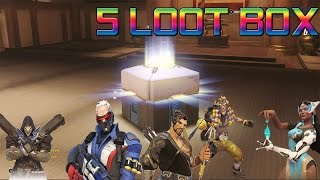 Overwatch I Opening Box I By Goliath 3G