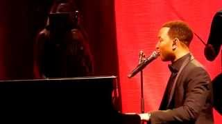 (HD) John Legend - Used to love you live Sydney Opera House 18-12-2014