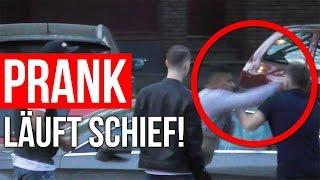 MAJOE PRANK LÄUFT SCHIEF!!! |  FaxxenTV width=