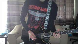 System Of A Down Streamline guitar cover