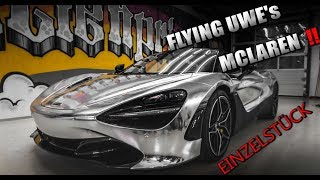 😲 FLYING UWE bekommt den KRASSESTEN MCLAREN DEUTSCHLANDS !!!! | Folienprinz
