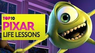 Disney Top 10 Pixar Life Lessons