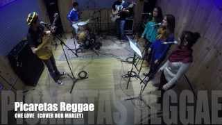 ONE LOVE - BOB MARLEY (COVER PICARETAS REGGAE)