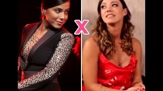 Kamilla Fialho e Anitta foram notícia na última semana