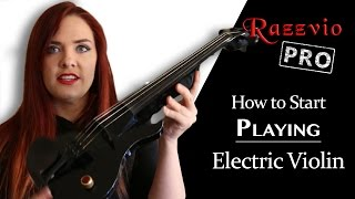How to Start Playing Electric Violin