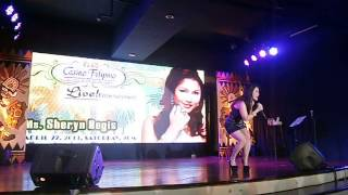 SHERYN REGIS - END OF TIME (LIVE PAGCOR CASINO FILIPINO TEATRO CEBU)