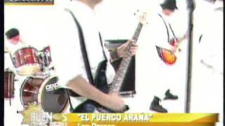 ROCK PERU - Los Drugos - El Puerco Araña