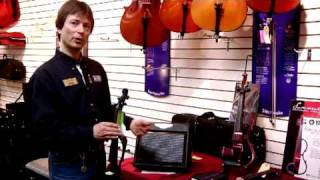 Violins & Orchestra Instruments : Buying an Electric Violin