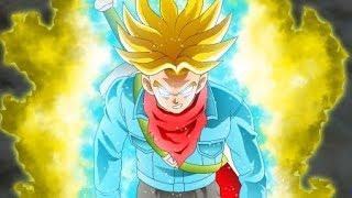 A Fúria de Trunks do Futuro Vs Goku Black Rose e Zamasu Dublado - Dragon Ball Super