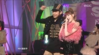 IU - Marshmallow, 아이유 - 마쉬멜로우, Music Core 20100109