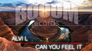 ALVI L - CAN YOU FEEL IT - TEASER [BOR035]