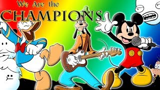 Oney Plays: Disney We Are The Champions