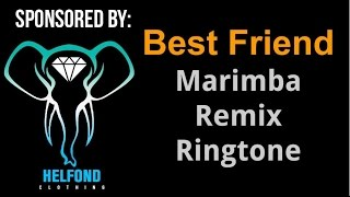 Best Friend Marimba Ringtone and Alert