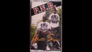 P.N.B. ~ Ghetto Signs / All About Me (Snippet) ~ Phila PA 1995