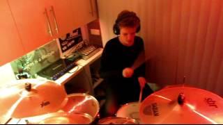 Kensington Bridges Drum-Cover
