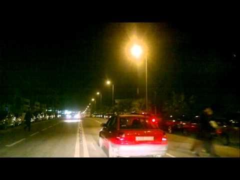Morocco Mall – Sortie du Parking – Voix du Muezzin (HD)