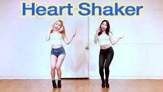 TWICE 트와이스 Heart Shaker cover dance WAVEYA 웨이브야