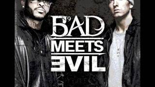 Eminem & Royce Da 5'9 - Above the Law (Bad Meets Evil)