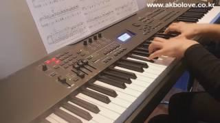 빅스 (VIXX) - 도원경(桃源境) (Shangri-La) 피아노 연주, Piano Cover