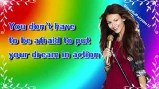 Victoria Justice - Make it Shine Lyrics