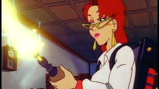 Mr. Sandman, Dream Me a Dream - The Real Ghostbusters