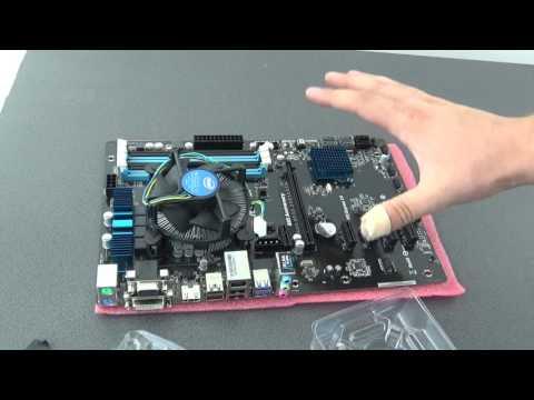 Cum instalam un procesor pe socket 1150 pe o placa de baza G3260