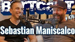 Sebastian Maniscalco says he will be playing Foreman Spike in Illumination\'s Super Mario Bros. movie