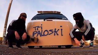 Tripaloski Videoclip | Tri Poloski Three Stripes car | Tunning Hard Bass ;)