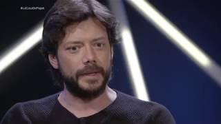 Álvaro Morte y Jesús Colmenar sobre 'El Profesor' | La Casa de Papel