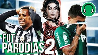 ♫ ELIMINADOS DA LIBERTADORES | Paródia K.O. - Pabllo Vittar