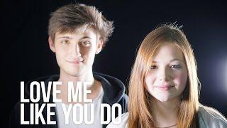 Love Me Like You Do- Ellie Goulding (Chris Brenner & Kim Leitinger Cover)