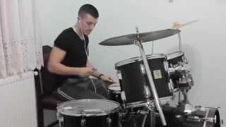 Miroslav Ilic-Of Jano Jano (Drum cover)