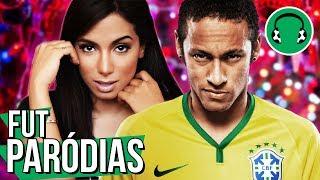 ♫ PARADINHA | Paródia de Futebol - Anitta