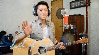 """Let It Go"" Idina Menzel (Frozen cover) by Alex Thao"