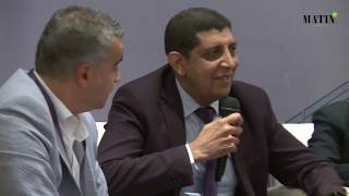 Matinale Amnistie fiscale : Intervention de Driss Maghraoui