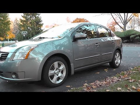 2008 Nissan Sentra Problems, Online Manuals and Repair ...