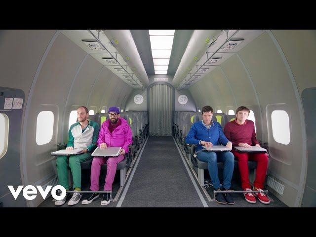 Vídeo de la canción Upside Down & Inside Out de OK Go