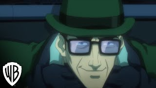 Batman: Assault on Arkham - Opening Scene
