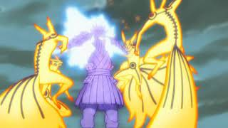 「 AMV 」Naruto vs Sasuke - Courtesy Call