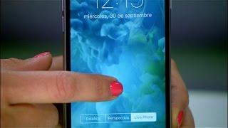 La función de Live Photos en el iPhone 6S le dará vida a tus imágenes