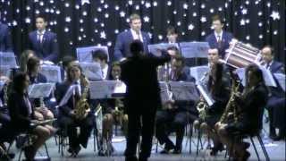 """Banda do Samouco - Pasodoble """"Tertúlia Puerta Grande"""" de Fernando Ramos (Estreia) 1DEZ2012"""